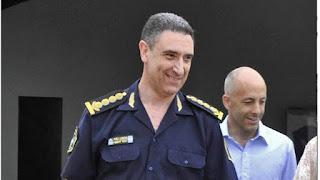 Pablo Bressi será reemplazado por el actual subjefe de esa fuerza, comisario general Fabián Perroni.