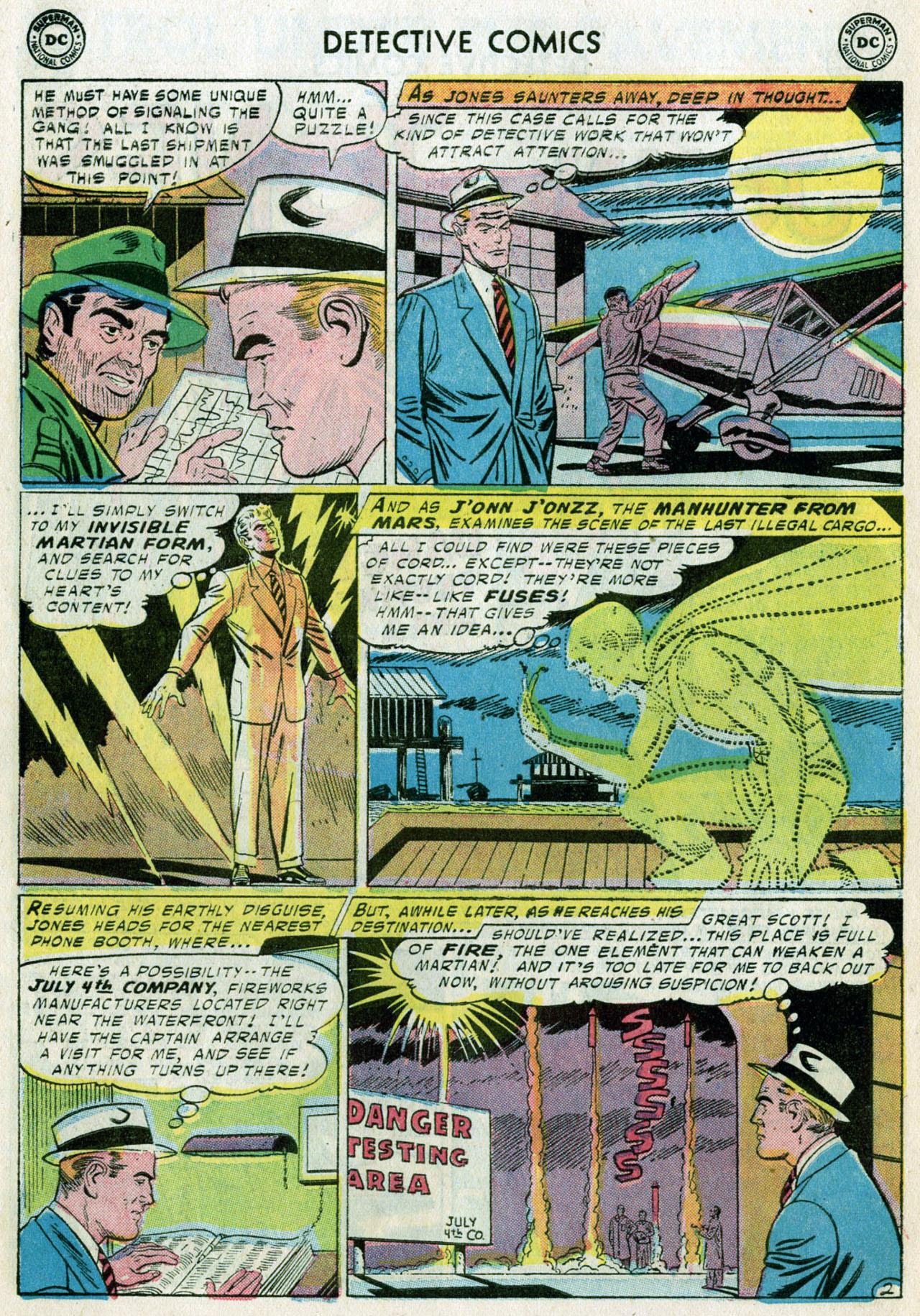 Read online Detective Comics (1937) comic -  Issue #247 - 28