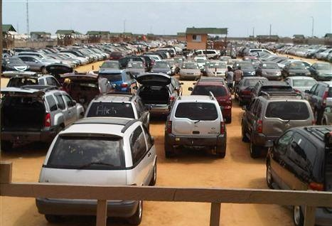 Breaking: Customs Commences Online Auction of Seized Vehicles, Goods