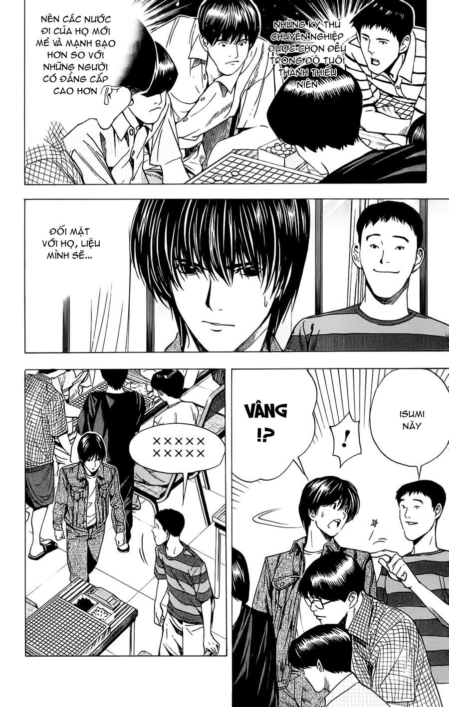 Hikaru No Go hikaru no go chap 133 trang 3