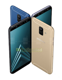 Samsung Galaxy A6 full smartphone specifications, features, price. Including display, camera, processor, storage memory and RAM