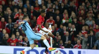 Manchester United vs Manchester City 1-0 Video Gol & Highlights