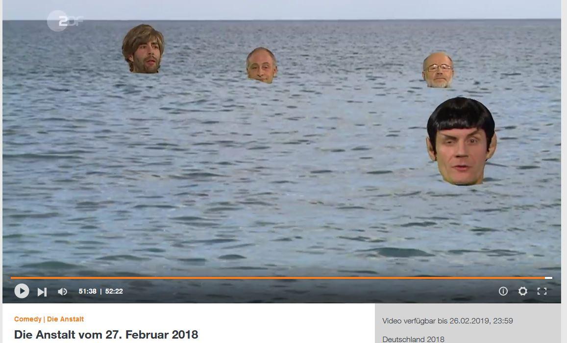 Bildergebnis für Die Anstalt vom 27. Februar 2018