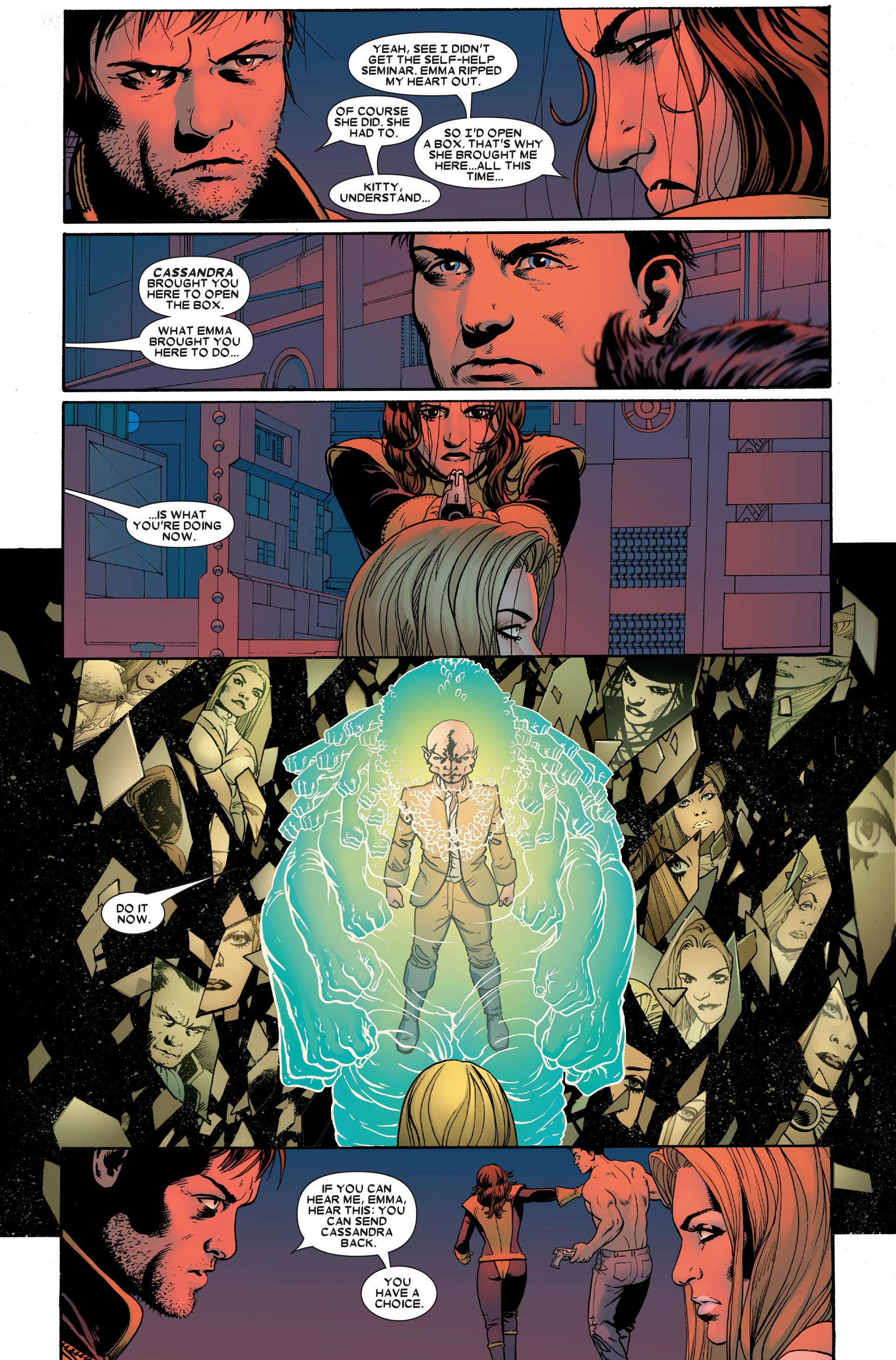 Read online Astonishing X-Men (2004) comic -  Issue #18 - 21