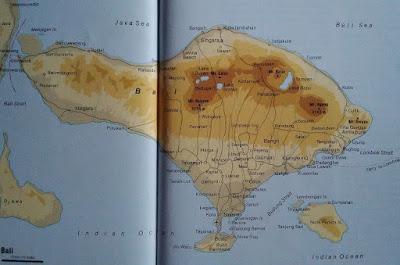 Bali's Maps