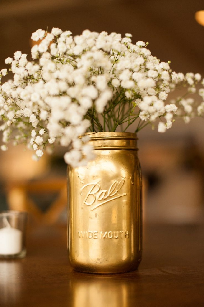 Pretty mason jar decor ideas for your home summer