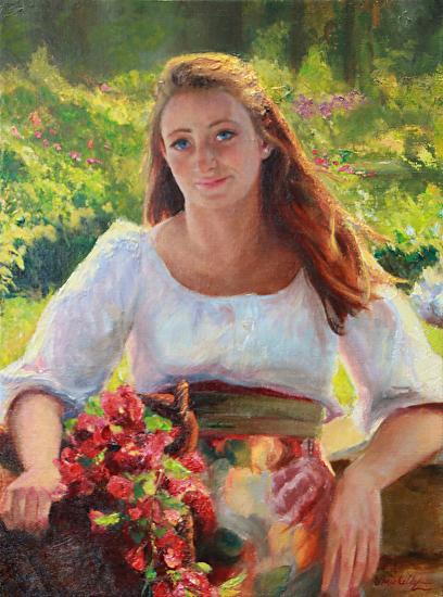 Mia no Jardim - Michelle Murray