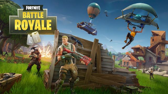 Segera Hadir Fortnite Mobile di Android, Game Battle Royale Yang Akan Saingi PUBG Mobile