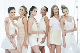 L'Oréal Paris reúne time de beldades em campanha de sua linha para a pele
