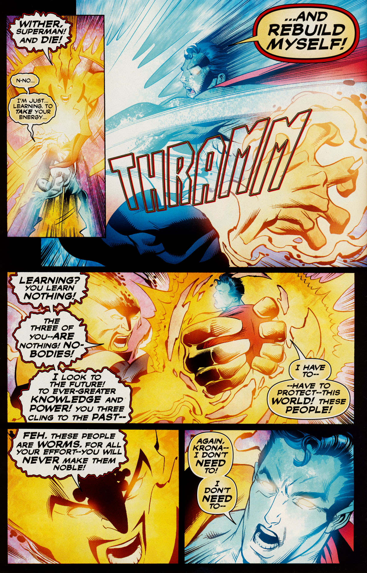 Read online Trinity (2008) comic -  Issue #48 - 12