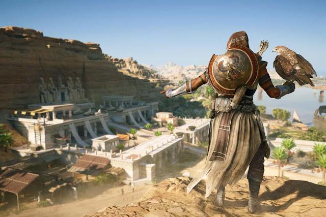 Assasins Creed Origins Gameplay
