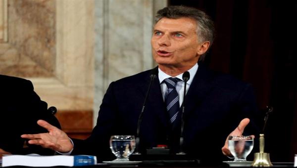 Macri no descarta sancionar a periodistas que revelen blanqueo