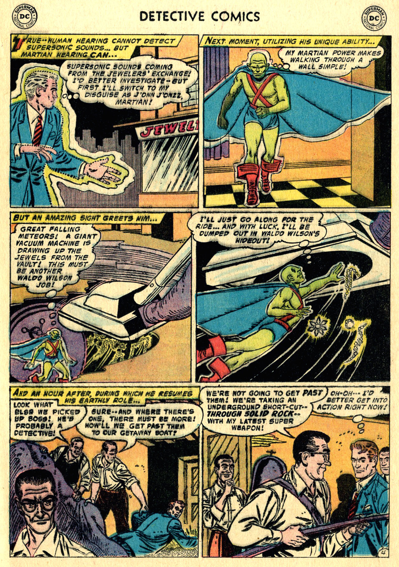 Read online Detective Comics (1937) comic -  Issue #252 - 21
