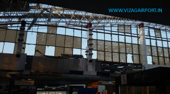 VIZAG AIRPORT PICS FROM INSIDE