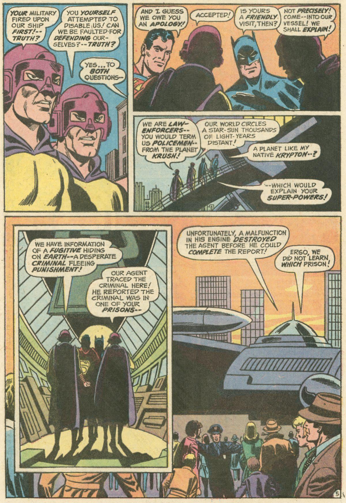 Read online World's Finest Comics comic -  Issue #211 - 7
