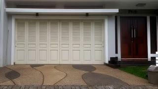 10 Desain Pintu Lipat Minimalis Terbaru Rumah Masa Kini gambar1