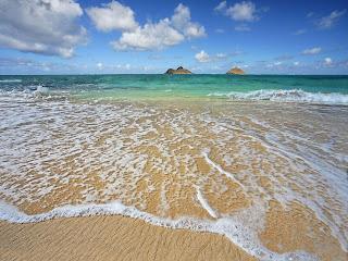 Lanikai Shoreline252C Oahu252C Hawaii   erc