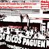 FÓRUM POPULAR DE SAÚDE FAZ PROTESTOS NAS RUAS DE SÃO PAULO CONTRA A PEC 55 E EM DEFESA DA SAÚDE