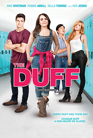 The DUFF - Full HD 1080p - Legendado