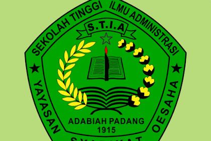 Pendaftaran Mahasiswa Baru (STIA-Adabiah Padang) 2021-2022