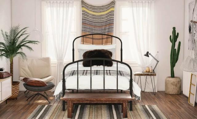 small bedroom, small bedroom idea