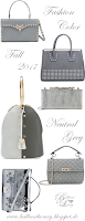 Brilliant Luxury by Emmy DE ♦ Fashion Color Fall 2017 ~ neutral grey ~ Part II