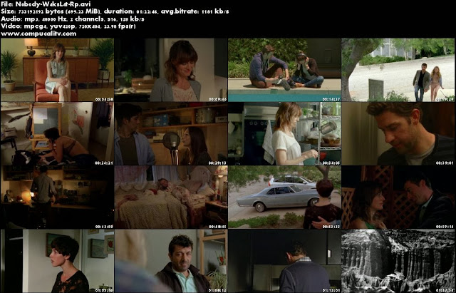 Imagenes Nobody Walks DVDRip Latino