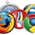 Web Browsers War between IE, Chrome and Firefox