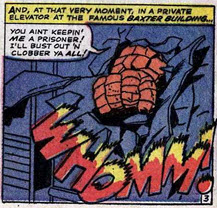 Fantastic Four 43 Lee Kirby Colletta