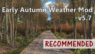 ets 2 early autumn weather mod v5.7