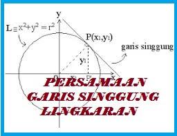 Soal Ulangan Harian Matematika Kelas 11 Kurikulum 2013 Persamaan Garis Singgung Lingkaran