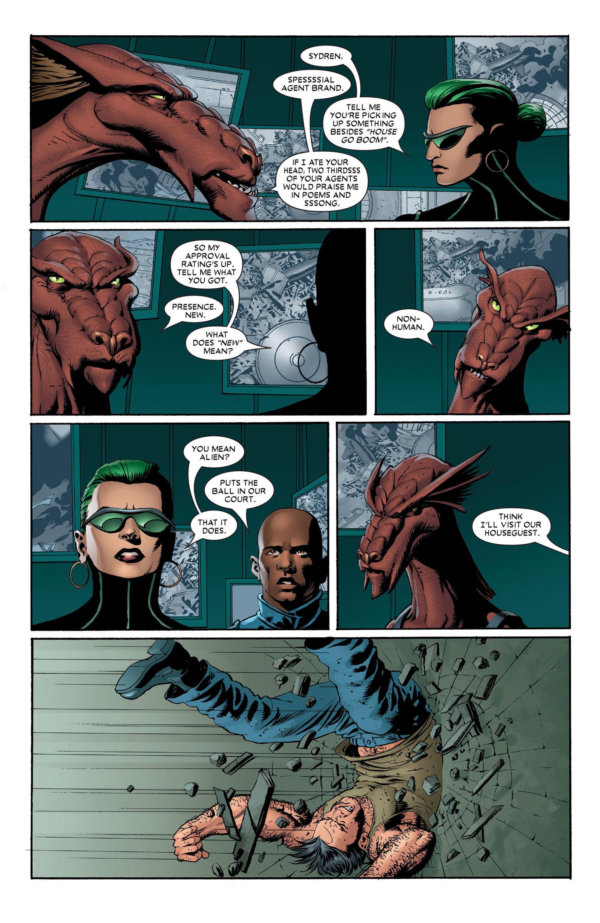 Read online Astonishing X-Men (2004) comic -  Issue #10 - 16