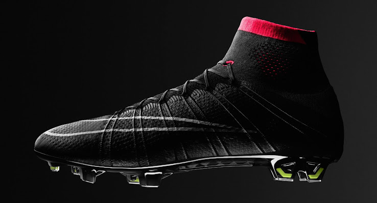 new concept 92e26 8d4e5 Nike Mercurial Superfly 2014 Blackout Boot Released