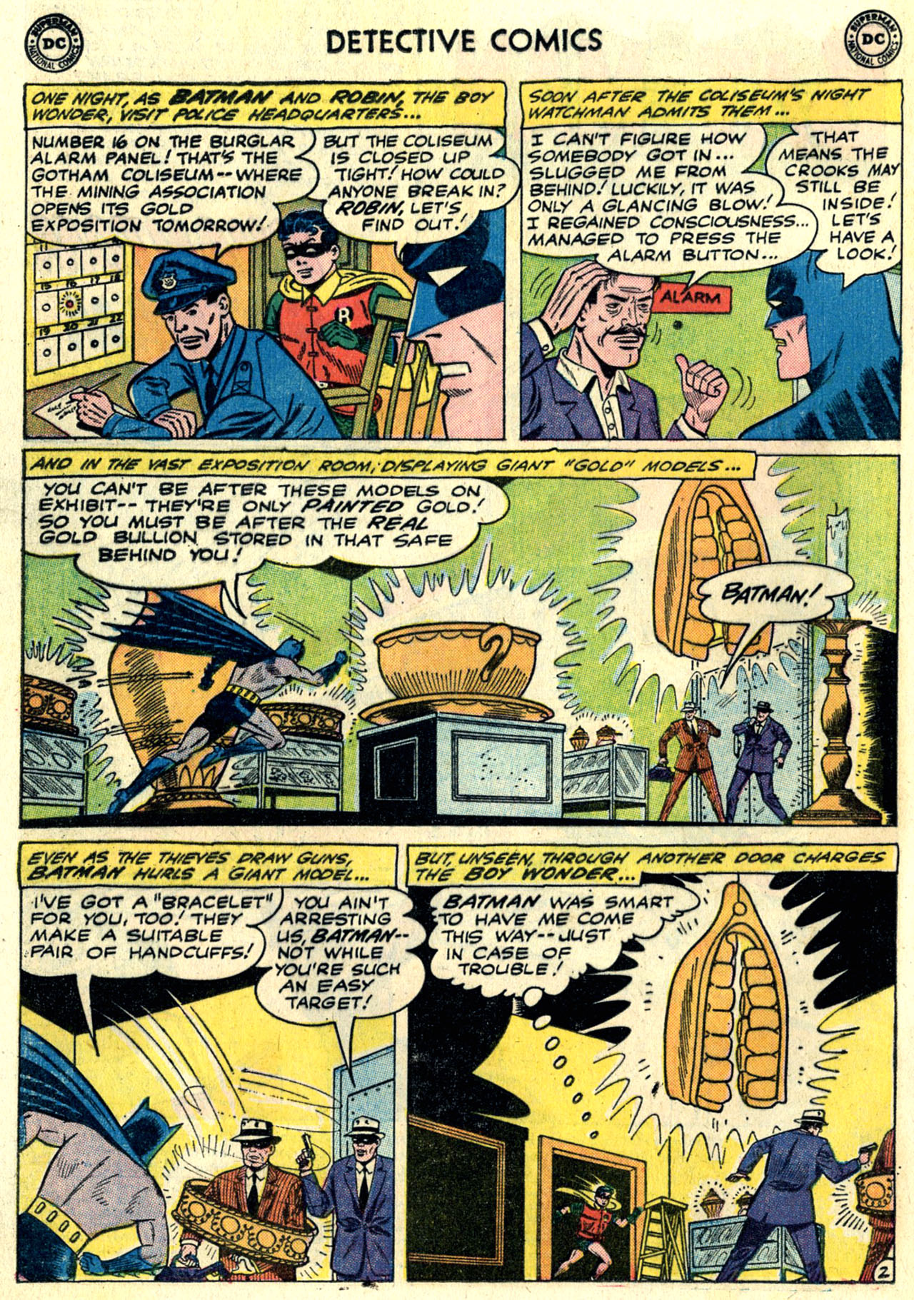 Detective Comics (1937) 283 Page 3