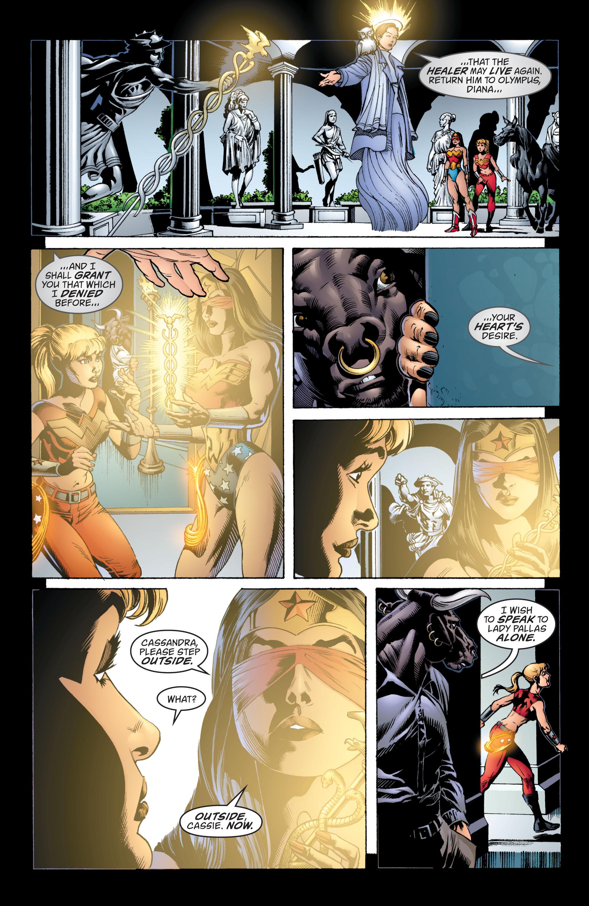Read online Wonder Woman (1987) comic -  Issue #215 - 14