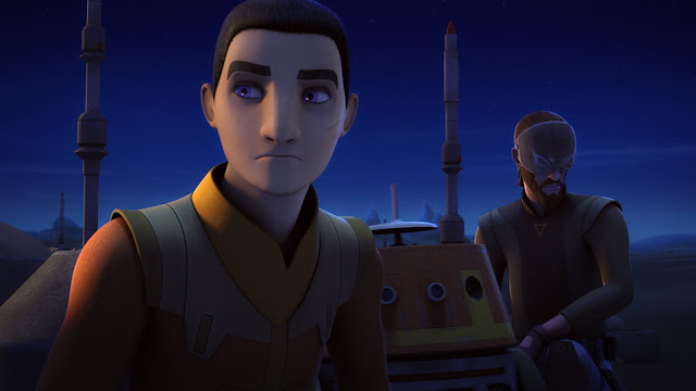 Star Wars rebels An Inside Man