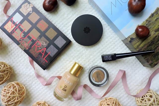Zainspiruj się czyli najlepsze zdjęcia pierwszego tygodnia akcji Piękna Jesienią - makijaż
