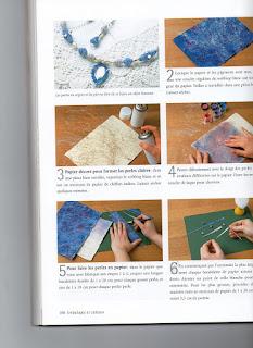 faire des bijoux en papier