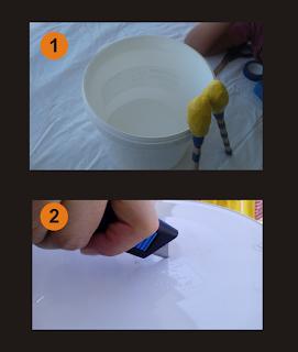 Como hacer un tambor de juguete
