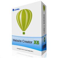 Corel Website Creator X6 Full Serial