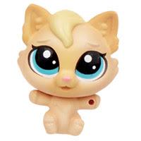 Littlest Pet Shop Pet Tales Pipsy Purrville (#239) Pet