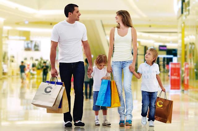 Chung cư Gelexia Riverside liền kề với các trung tâm mua sắm lớn