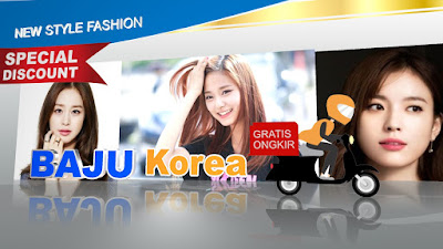 Baju Fashion Korea