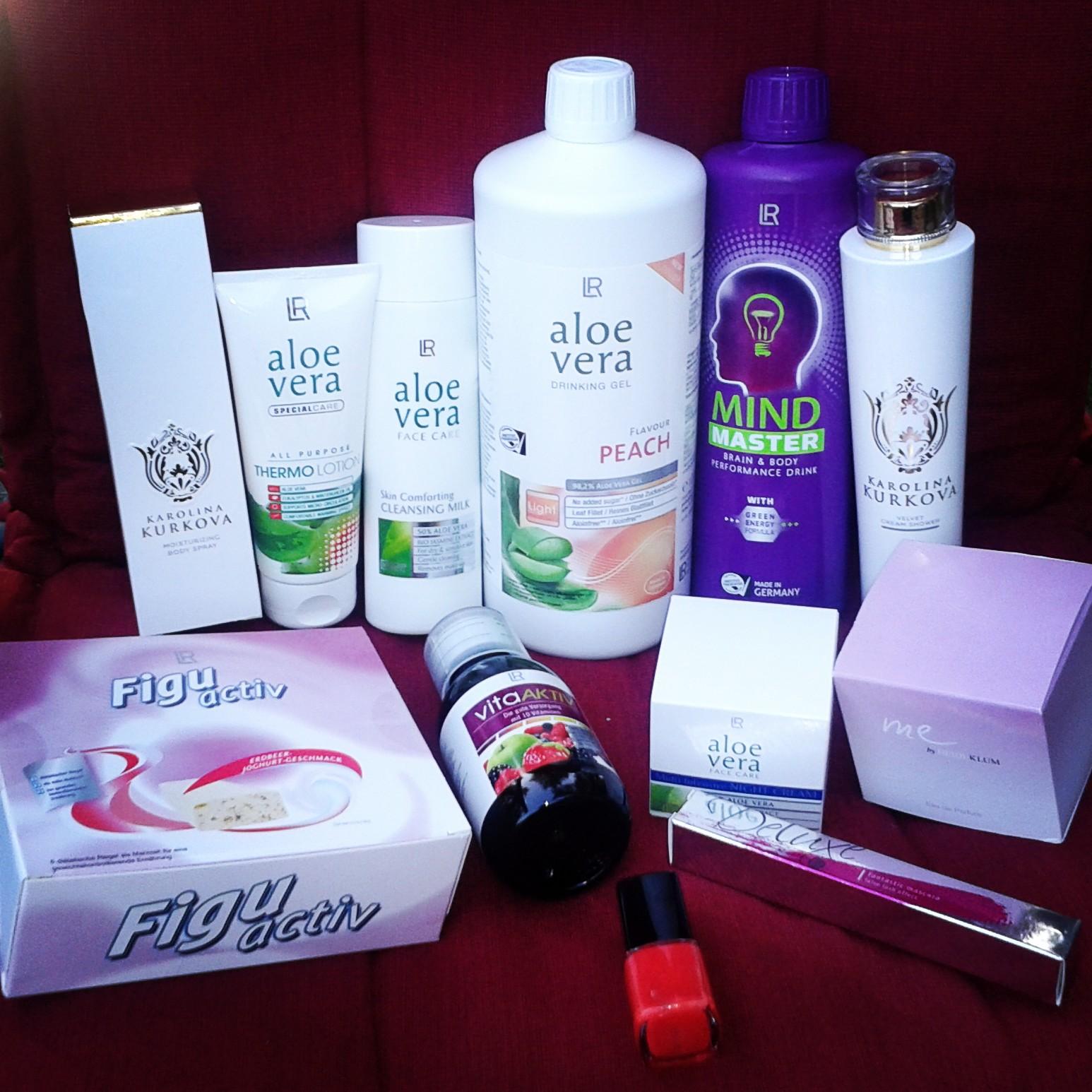 Lr Produkte