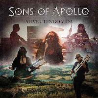"""Το video των Sons Of Apollo για το """"Tengo Vida"""" από το ep """"Alive / Tengo Vida"""""""