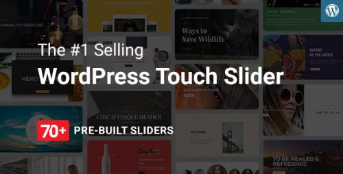 Master Slider v3.2.0 – WordPress Responsive Touch Slider
