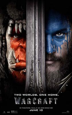 Warcraft (2016) Dual Audio Hindi 720p BRRip 1.1GB