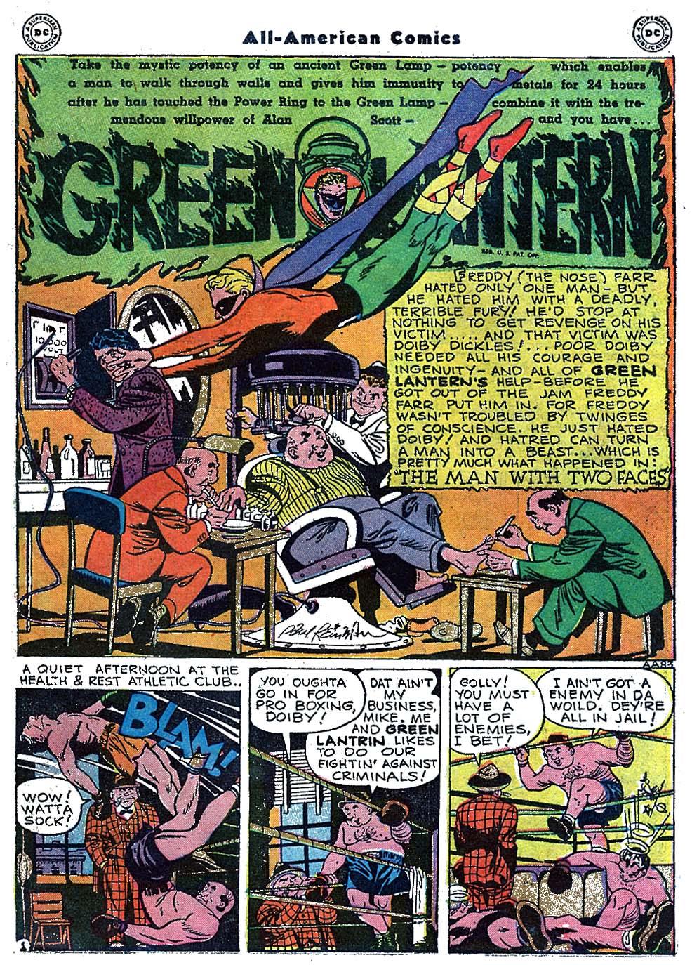 Read online All-American Comics (1939) comic -  Issue #84 - 11