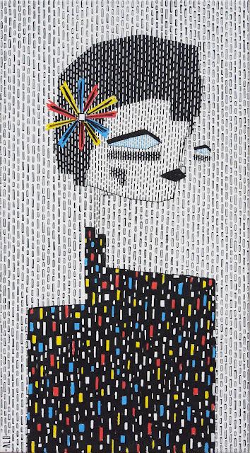alo saatchi london paris artist