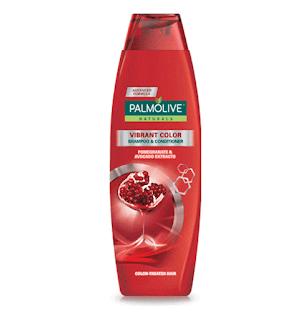 Palmolive Naturals Vibrant Color Shampoo 350 ML